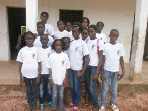 Studenti scuola di Kuyo