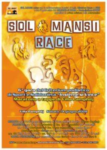 SOL MANSI Race