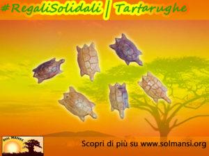 Regali Solidali Sol Mansi Onlus - tartarughe