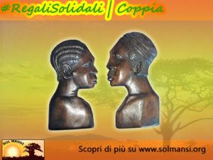 Regali Solidali Sol Mansi Onlus - la coppia